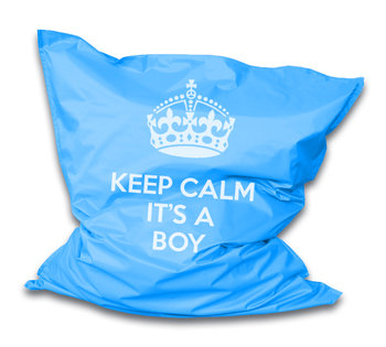 Zitzak Keepcalm its a boy
